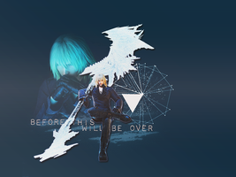 Before This Will Be Over . Snow Villiers Wallpaper by xCatchingFire