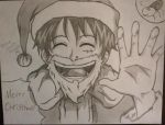 One Piece - Christmas Contest (2015) - Submission! by TheLunixGamerX