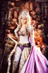 Rosa Farrell. Final Fantasy IV by Phadme