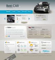 Rent a Car v1 by SencerBugrahan