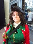 Assassin's Creed 3 Redcoat Cosplay by NeedtoDestroy