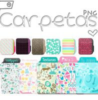 Carpetitas PNG's :D by Melani-Tutorials