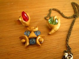Spiritual Stones Jewels by Monsieur-Crasque