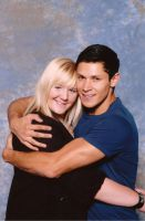 Me and Alex Meraz by bleugirl