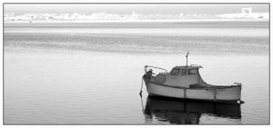 Lonely Boat by Seat