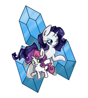Diamond Sisters by AngGrc