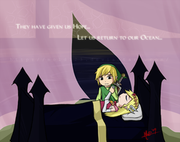 LoZ: Hero of the Winds by MOLD123