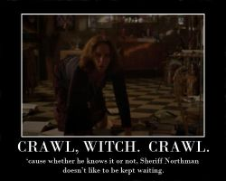 crawl witch crawl by lsiri