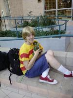 Lucas cosplay by Sunflowercandy