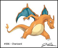 Charizard by pokemon-master