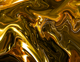 shiny golden glop by dylanthedestroyer