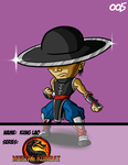005 - Kung Lao by Kimbo-Henry