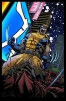 WOLVERINE BY MCGUINESS - COLORS BY ME by pernobassist