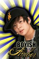 boyish amber liu by splickerflicker