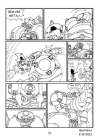 Sonic Heroes 2 Chap 5-16 by Mortdres