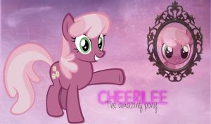 Cheerilee Wallpaper by Fluttershy625
