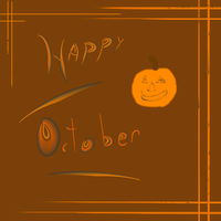 Happy October by UniversalDiablo