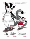 + The Glider Initiative Logo + by Glittercandy