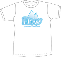 Flow Water Shirt by b-a88