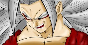 trunks ssj5 by gokusuke