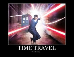 Time Travel Demotivator by see-souzou-run