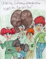 Happy St. Patrick's Day! by Toongrrl