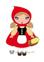 Little Red Riding Hood by martagd