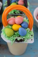 Easter Basket Pudding Cup by TSSOCM