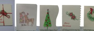 2012 Family Christmas Card Collection by StarlingKia