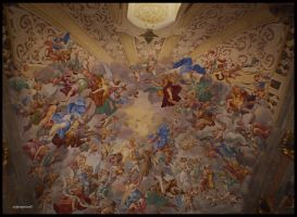 Chapel XXI-painted ceiling 2 by ste-65