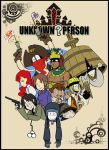 UP Conglomerate by minsunwolf