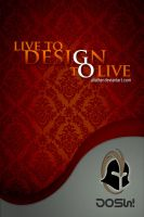 Design to Live by aliather