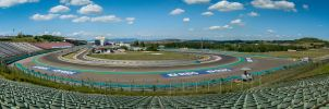 Hungaroring 2009 Panorama by de4n