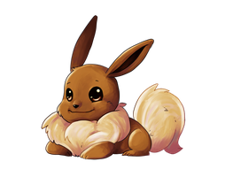 Eevee! by busik