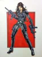 Baroness again by JLWarner