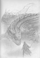 Glaurung by TurnerMohan
