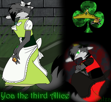 AOHS: Yoa the third Alice by Kalza