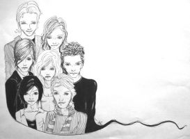 The Cullens by nymahrose