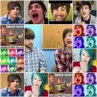 Smosh Mosaic #2 by coliegren02