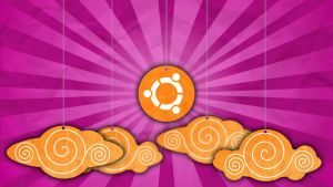 Ubuntu Cloud WallPaper by aquils