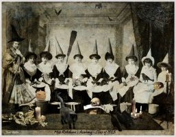 Witch School by jhutter
