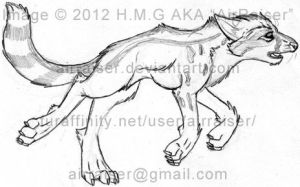 Adoptable Sale: Chearoon sketch 2012 by AirRaiser