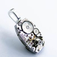 Steampunk Pendant 3 by Create-A-Pendant