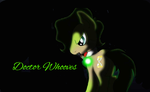 Doctor Whooves Wallpaper by Talley212