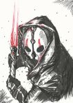 Knights of the Old Republic: Darth Nihilus by Graymalkin2112