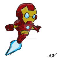 Ironman by kelvin-oh89