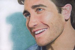 Jake Gyllenhaal by ekota21