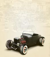 32 Ford Roadster by PachecoKustom
