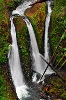 Triple Falls by Tanager by IvanAndreevich