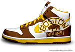 Bruins Nikes by Maximus5432
